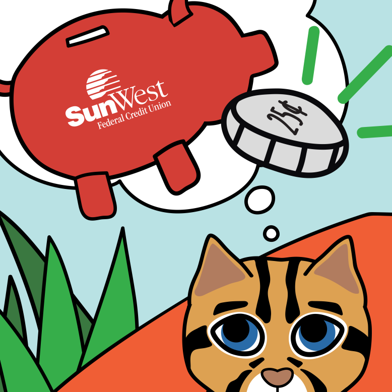 SunWest FCU Kids Pounce Accounts